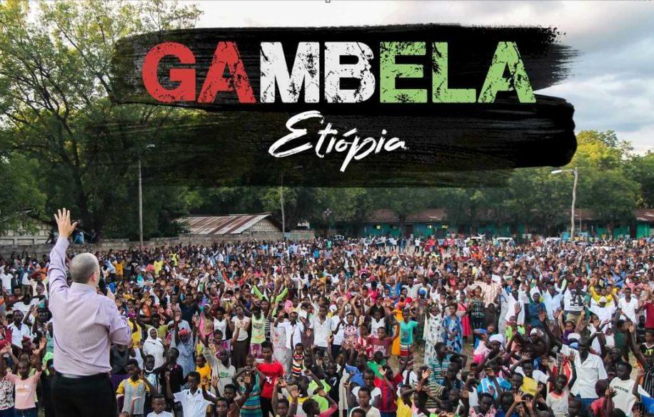 Gambela Etiópia