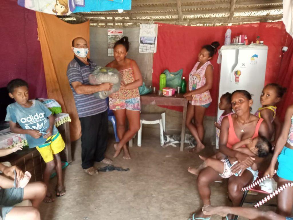 Evangelizando na pandemia