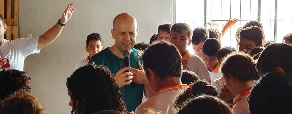 Evangelismo nas escolas